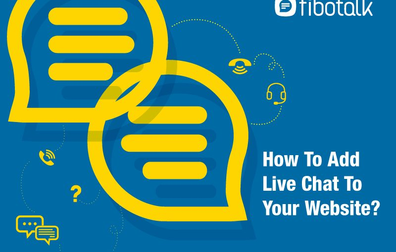 How To Add Live Chat To Your Website For Free?